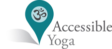 Accessible Yoga Retina Logo