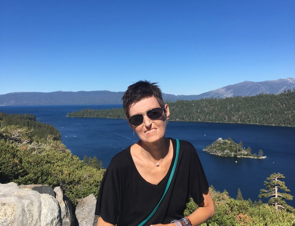 How Yoga Saved My Life and Keep My Body Moving by Lori Pierce
